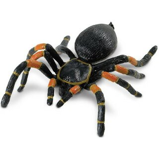 Safari Ltd. Incredible Creatures® 542006 - Orangebein Vogelspinne
