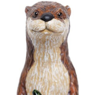 Safari Ltd. Incredible Creatures®  262929 - Kanadischer Fischotter mit Forelle