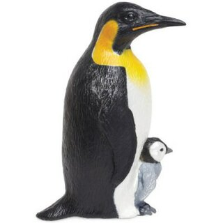 Safari Ltd. Incredible Creatures® 267129 - Kaiserpinguin mit Baby