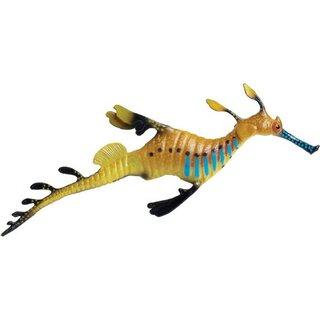 Safari Ltd. Incredible Creatures® 252629 - Kleiner Fetzenfisch (Seedrache)