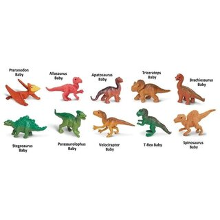 Safari Ltd. Toob® 680104 - Dino Babies