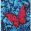 Craft Buddy CCK-A41 - Crystal Card Butterfly