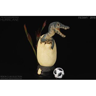REBOR Club Selection: Hurricane the Hatchling Baryonyx 1000 Worldwide Limited Edition Statue
